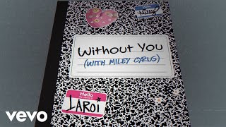 Download The Kid LAROI, Miley Cyrus - WITHOUT YOU (With Miley Cyrus - Official Lyric Video)