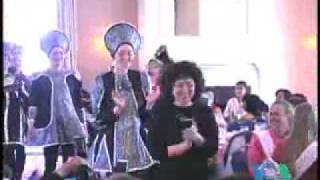 Красота по-американски(На фестивале сакуры в Вашингтоне состоялся показ стилизованных русских костюмов., 2009-04-02T17:20:46.000Z)