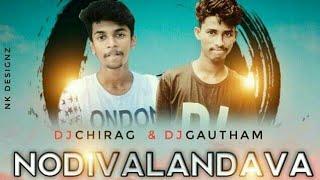NODIVALANDAVA||TRAP MiX||by-:- DJ CHIRAG DJ GAUTHAM