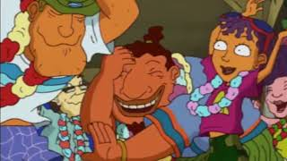 Rocket Power Cast Dancing To Wow! Wow! Wubbzy! Theme Song