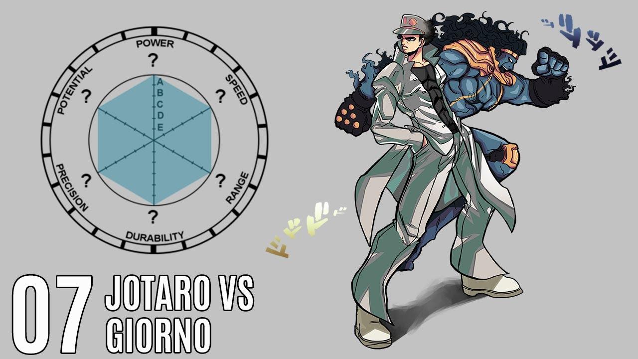 Star Platinum Requiem Vs Gold Experience Requiem -  JoJo Bizarre Adventure: The Supreme Requiem