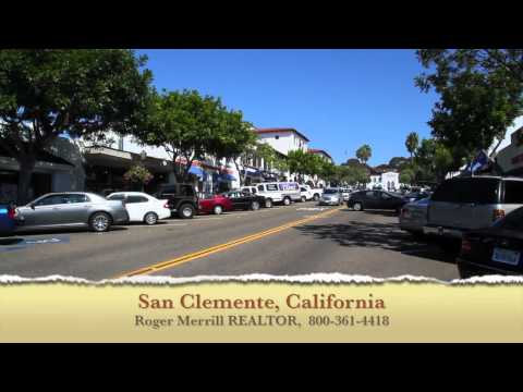 San Clemente California Tour