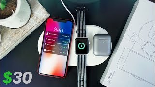 New AirPower Clone Unboxing! Actually Great