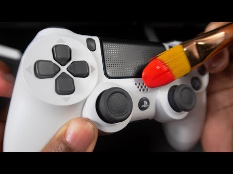 Custom PS4 CONTROLLER! 🎮🎨 (Giveaway)