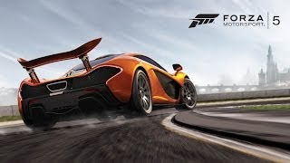 FORZA 5 - McLaren P1 e Mazda RX-8 na pista do Top Gear! (Forza Motorsport 5 Gameplay)