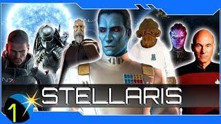 Video Stellaris - Star Wars Mod - Multiplayer Faceoff! - Season 4 -  Episode 1 download MP3, 3GP, MP4, WEBM, AVI, FLV Agustus 2018