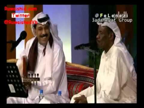 عبدالله الرويشد و خالد الملا -_- انا بتبع قلبي: جلسات صوت الريان