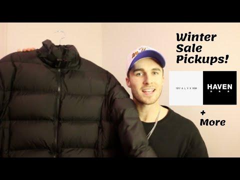 Winter Sale Pickups (Alyx, Chrome Hearts, Nike)