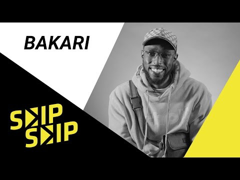 Youtube: BAKARI:«J'ai des sons de Wejdene dans ma playlist»   SKIP SKIP