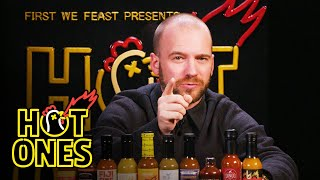 Sean Evans Reveals the Season 11 Hot Sauce Lineup | Hot Ones