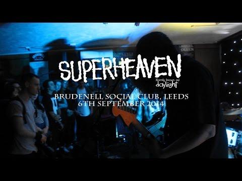 SUPERHEAVEN (FULL SET) - Brudenell Games Room, Leeds