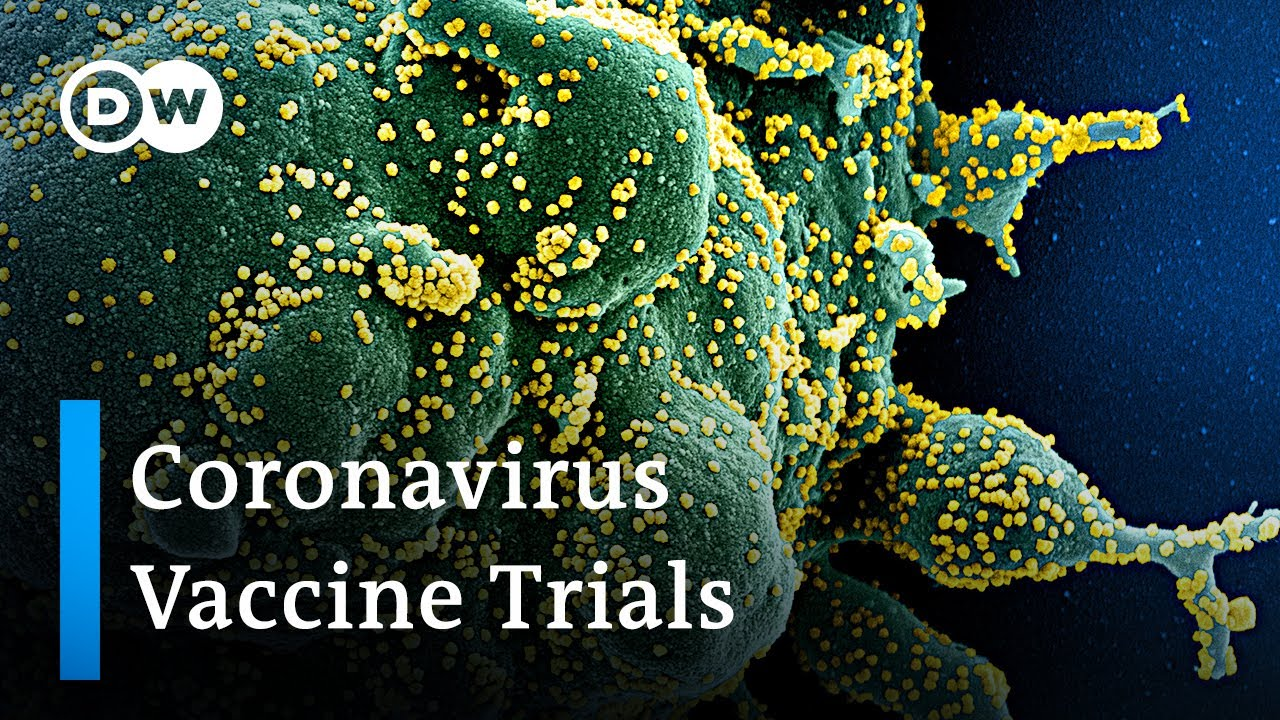 Coronavirus Update: Global race to develop a vaccine enters next stage | DW News - YouTube