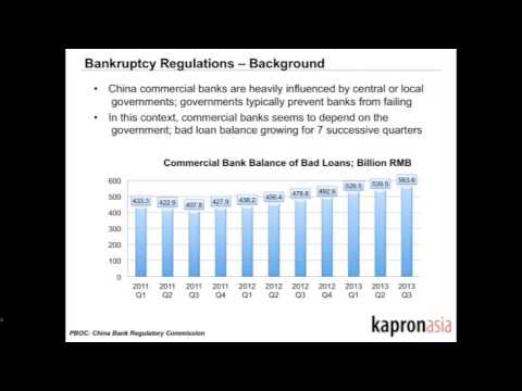 Kapronasia - 2014 Top 10 Financial Industry Trends in China