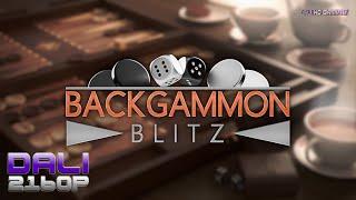 Backgammon Blitz PC UltraHD 4K Gameplay 60fps 2160p