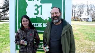 Come, Experience Louisiana! Bayou Teche Brewing (Arnaudville, LA)