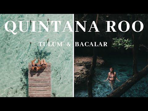 ROAD TRIP AU YUCATAN : Tulum, Bacalar, les Cenotes...