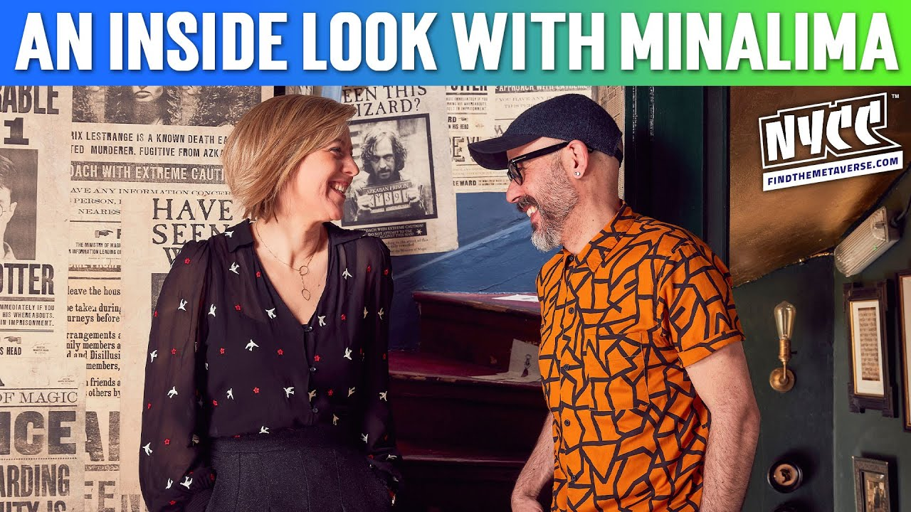Download Harry Potter | An Inside Look with MinaLima