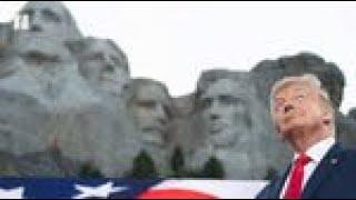 Donald Trump On Mt. Rushmore?