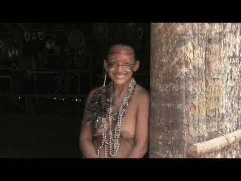 В гостях у индейцев Амазонки