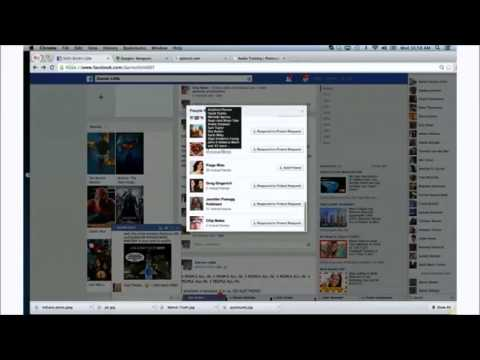 How to recruit effectively on facebook with Darren Little
