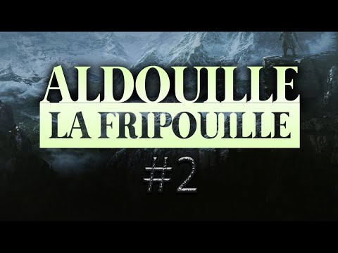 Vidéo d'Alderiate : ALDERIATE - LET'S PLAY SKYRIM - ALDOUILLE LA FRIPOUILLE - ÉPISODE 2