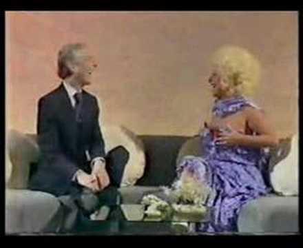 Kenneth Williams Interviews Barbara Windsor