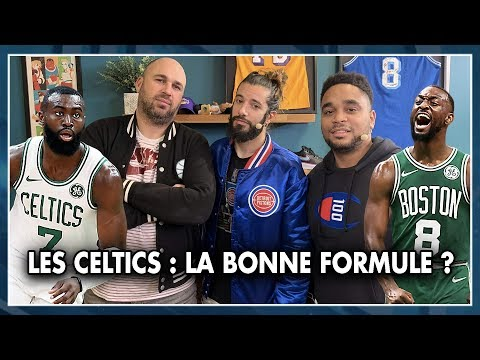 BOSTON CELTICS : LA BONNE FORMULE ? (Avec Waxx) NBA First Day Show 87