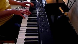 "Joe Hisaishi - Nostalgia (from ""Piano Stories III"") (Piano Cover)"