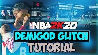 NBA 2K20 Demigod Glitch Tutorial (PS4/XBOX) | Instant Badge Glitch + 99 Overall