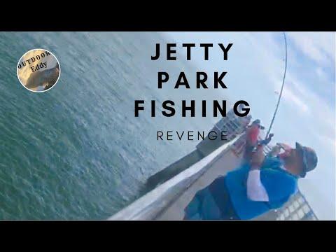 JETTY PARK FISHING REVENGE