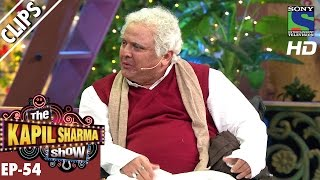 Dr. Mushoor Gulati's Father met Ranbir Kapoor -The Kapil Sharma Show-Ep.54-23rd Oct 2016