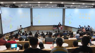 GLOBALink | Chinese architects deliver lecture on experience during pandemic
