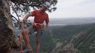 How To Raise A Climber From Above Using A 3:1 System