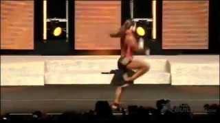 Oksana Grishina 2013 Fitness International Top 3