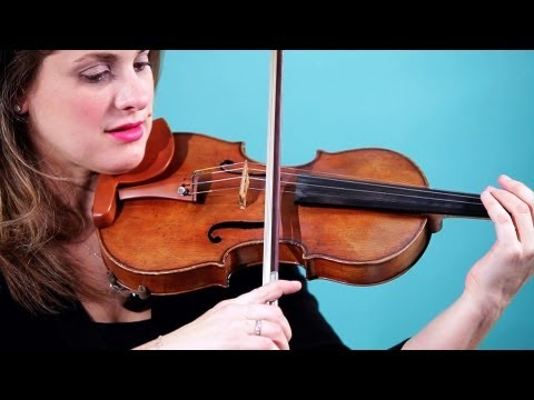 What Are Different Bow Strikes? | Violin Lessons