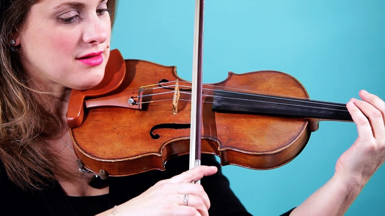 What Are Different Bow Strikes?   Violin Lessons