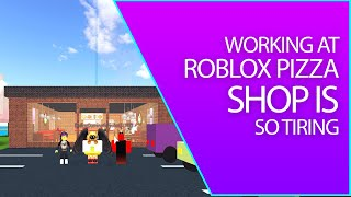 Roblox work at a pizza place (mining simulator update) playing at 330 pm eastern