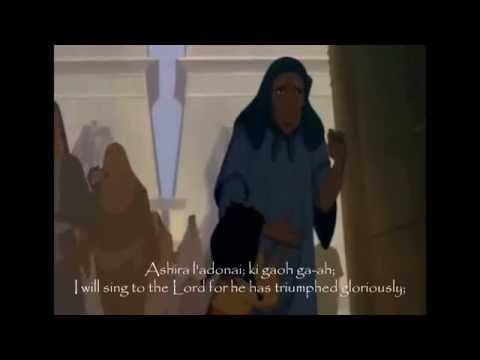 Ashira from Prince of Egypt with Translation