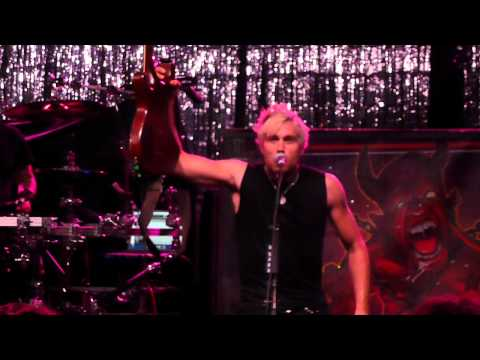 """My Darkest Days - """"Come Undone"""" Live at The Phase 2 Club, 8/24/12  Song #6"""
