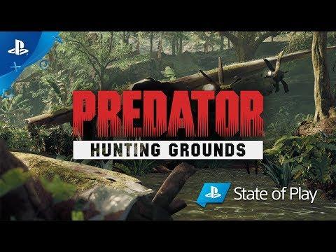 Predator VR pops up forPSVR