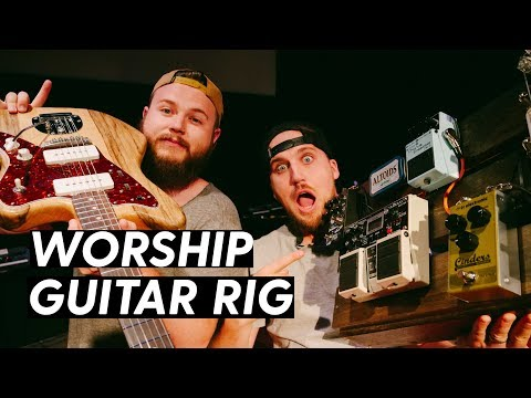 AFFORDABLE ELECTRIC GUITAR RIG FOR WORSHIP