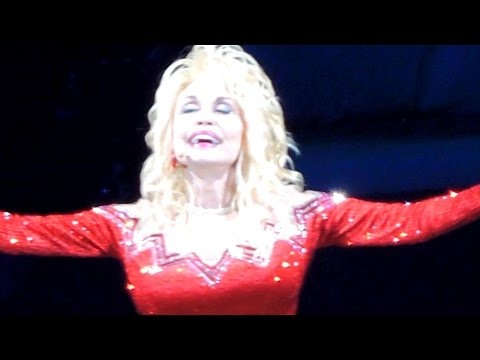 Dolly Parton I Will Always Love You / Hello God Live on Tour 2016