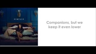 Tinashe Company (lyrics)