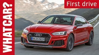 2017 Audi RS5 review | What Car? first drive