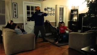Harlem Shake - Coolest Dad Ever!!!