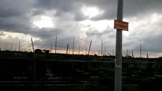 রাজউক পূর্বাচল ও তার আশপাশ : Awesome skyline and Rajuk Purbachal Housing are