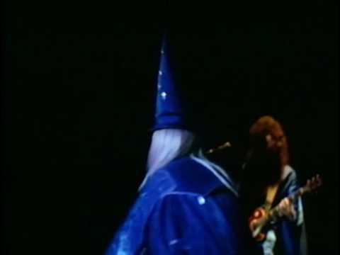 STUNT ROCK (1978, clip) Grant Page