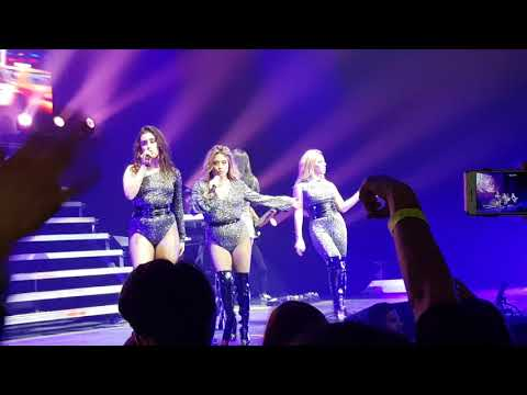 Fifth Harmony - Work From Home Live in Guadalajara PSA Tour 2017