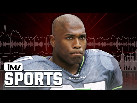 Shaun Alexander Says Cortez Kennedy Was His Mentor | TMZ Sports