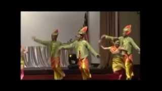 MALAM BUDAYA TARIAN SELAMAT DATANG OLEH PENARI DAN ARTIS UNIVERSITI KEBANGSAAN MALAYSIA UKM